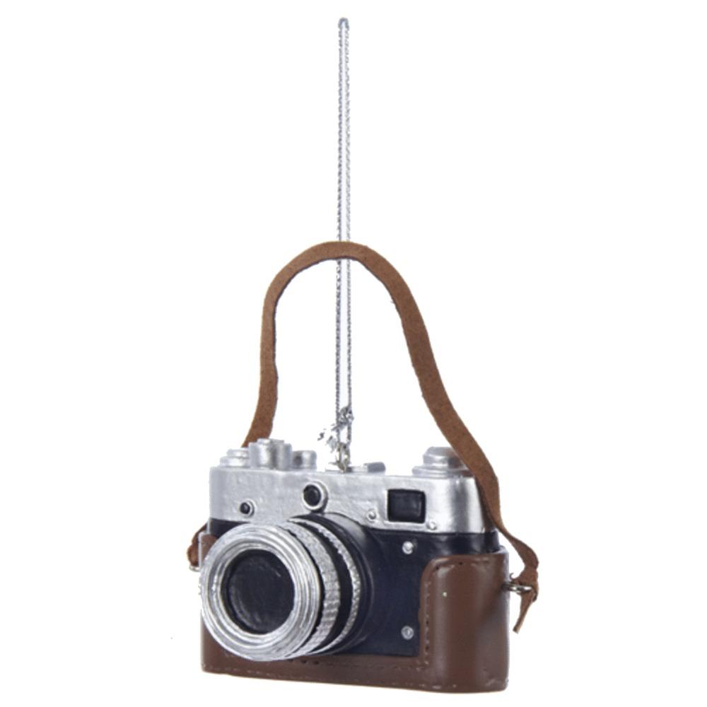 Classic Camera Ornament