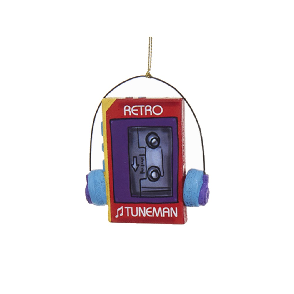 Walkman Ornament