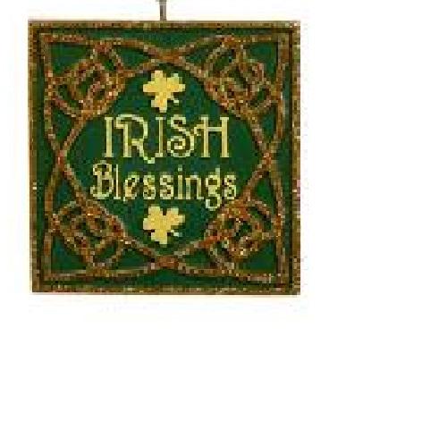 Irish Wording Orn