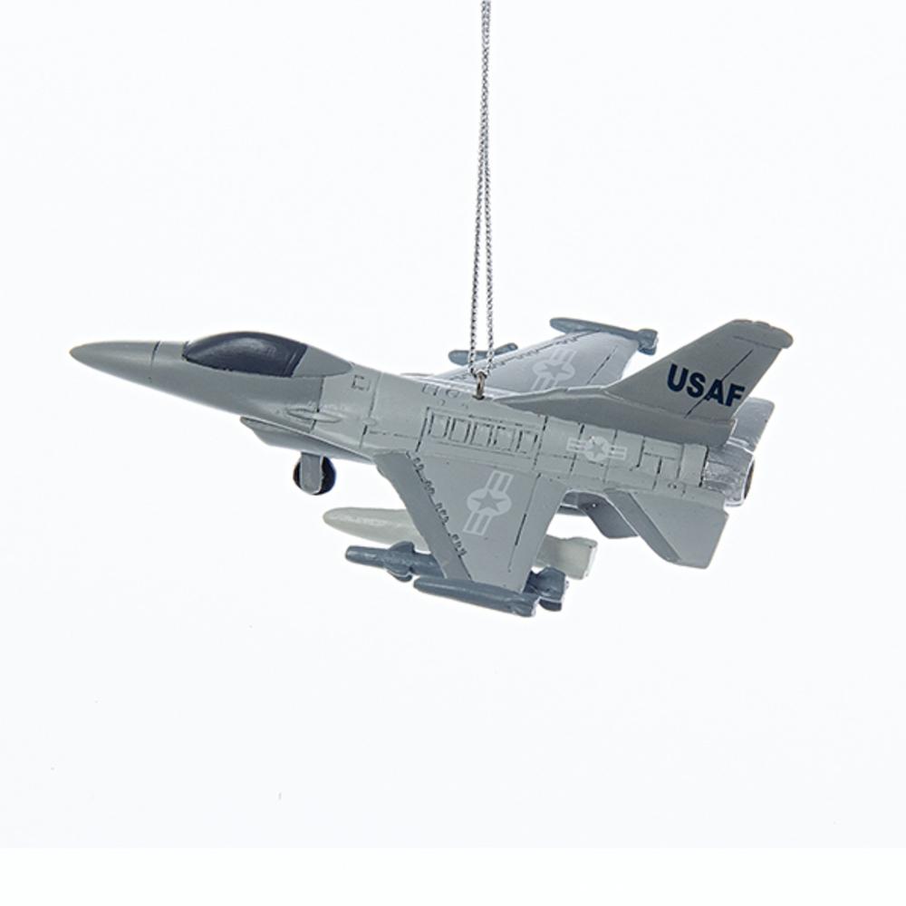 Air Force Jet Ornament