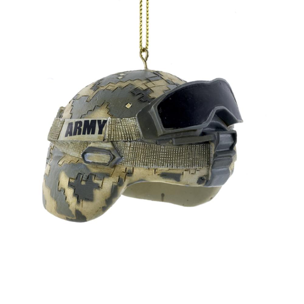 Army Combat Helmet Ornament