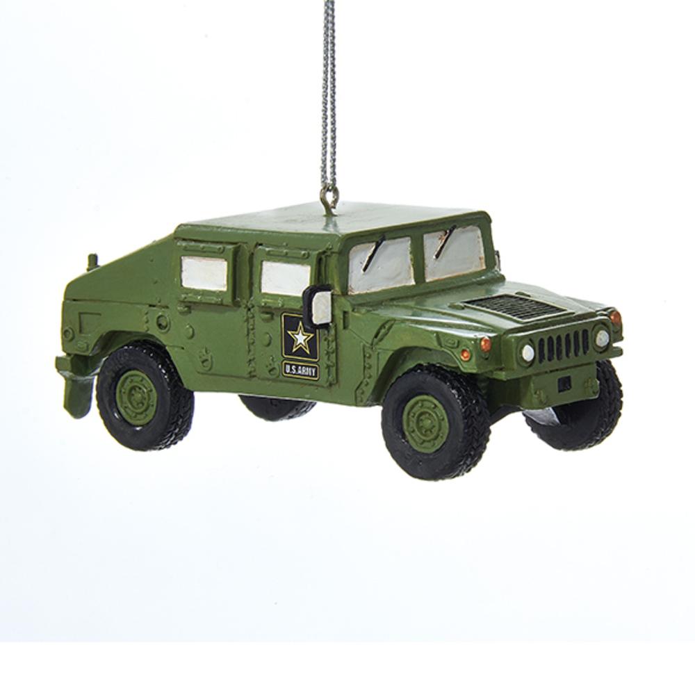 Army Humvee Ornament