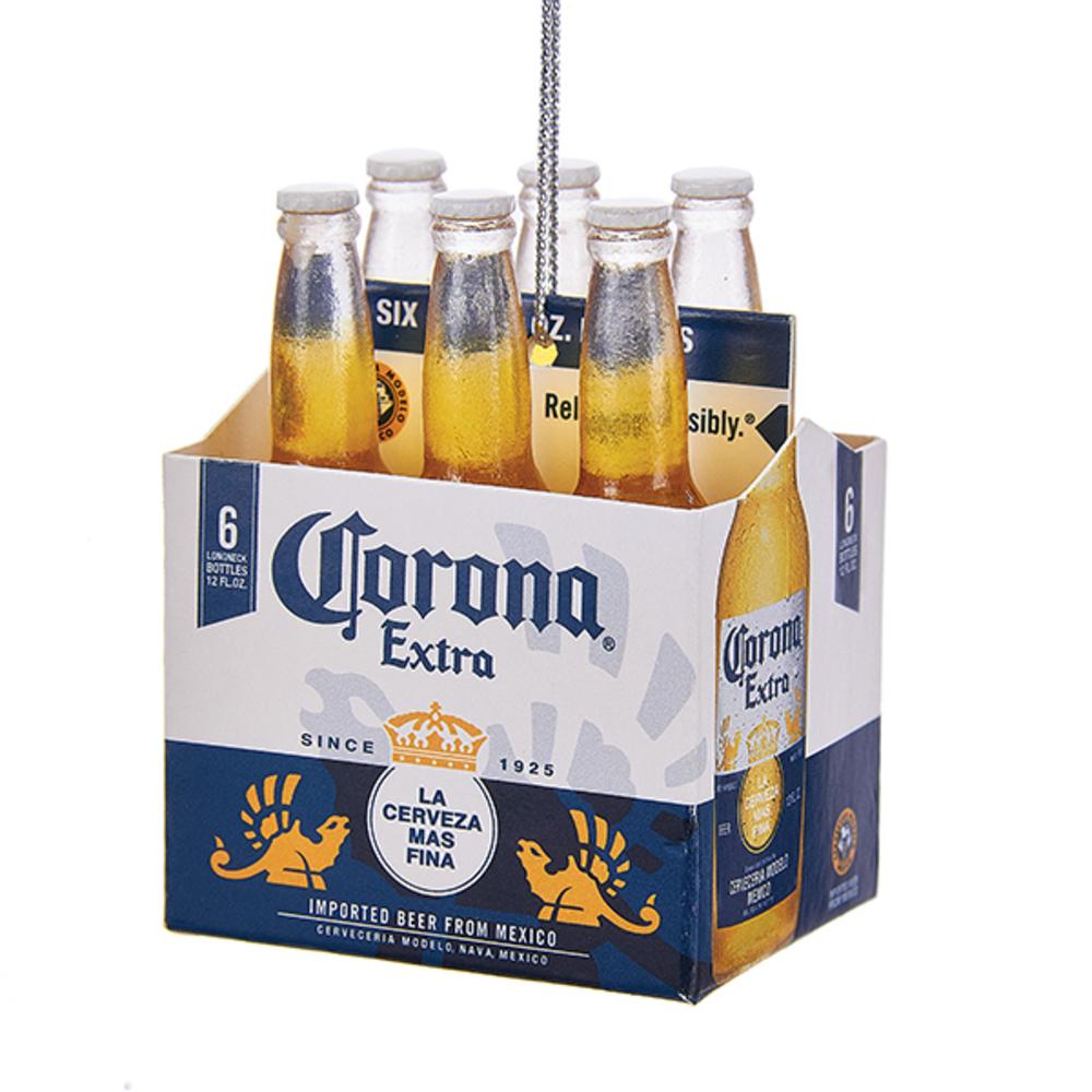 Corona Extra 6PK Ornament