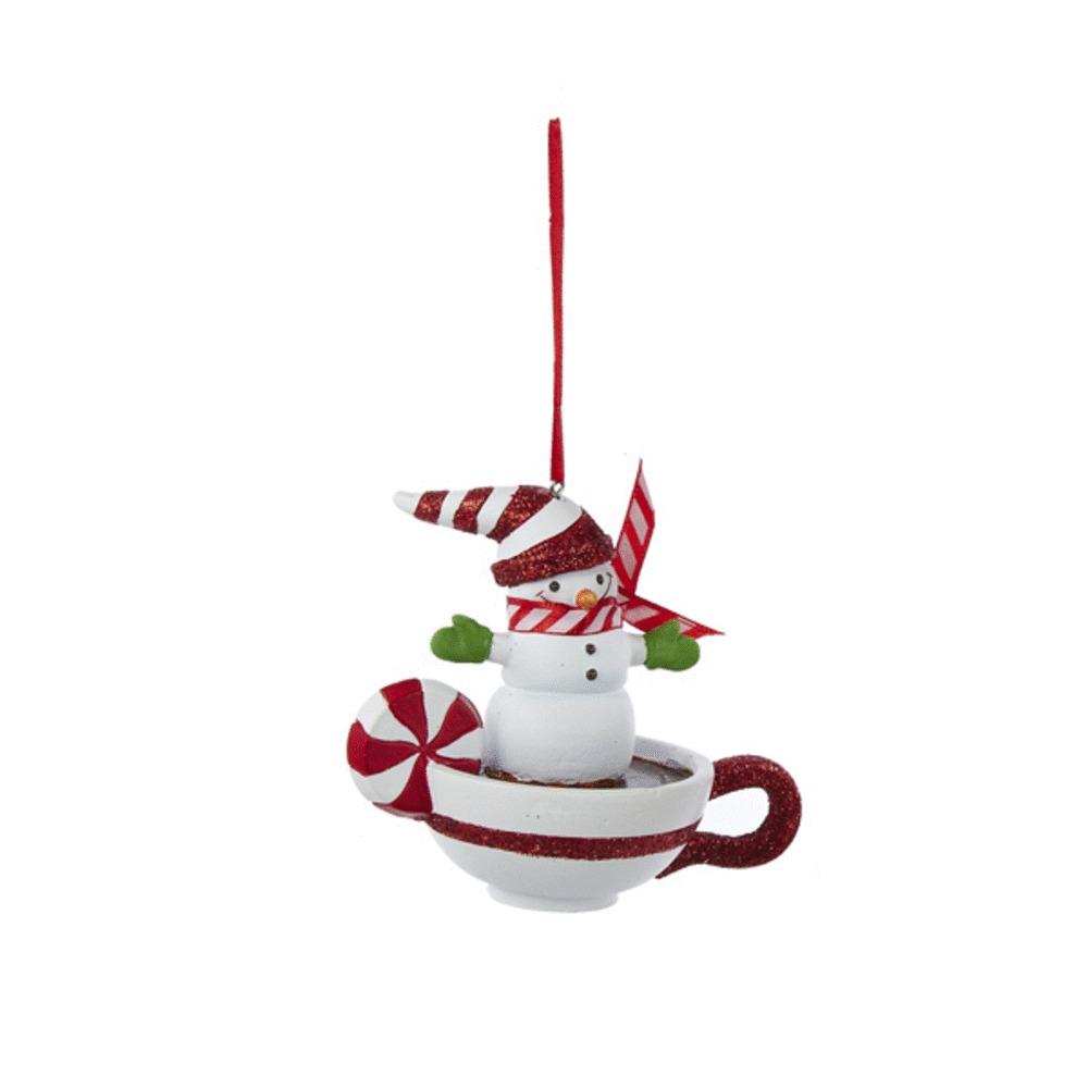 Marshmallow Snowman C