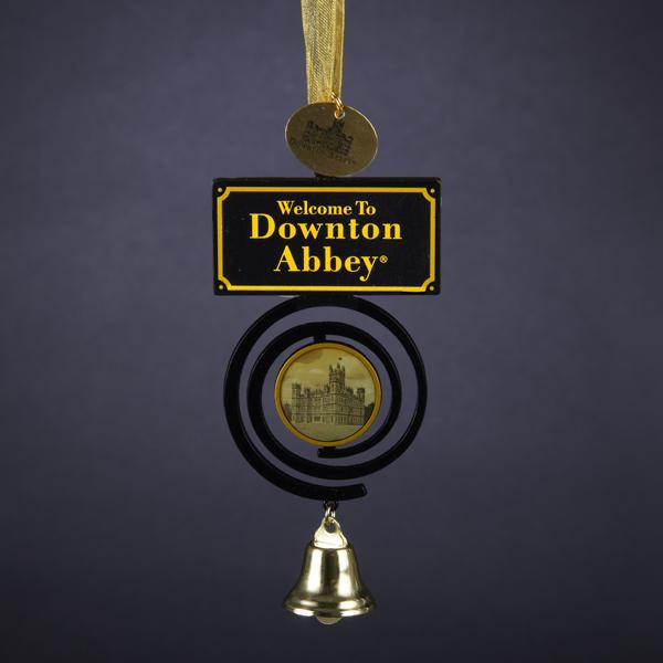 Downton Abbey Maid Service Bell Ornament
