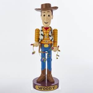 Toy Story Woodie Nutcracker