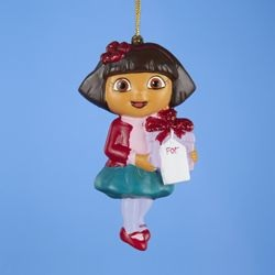Dora Personalize Ornament