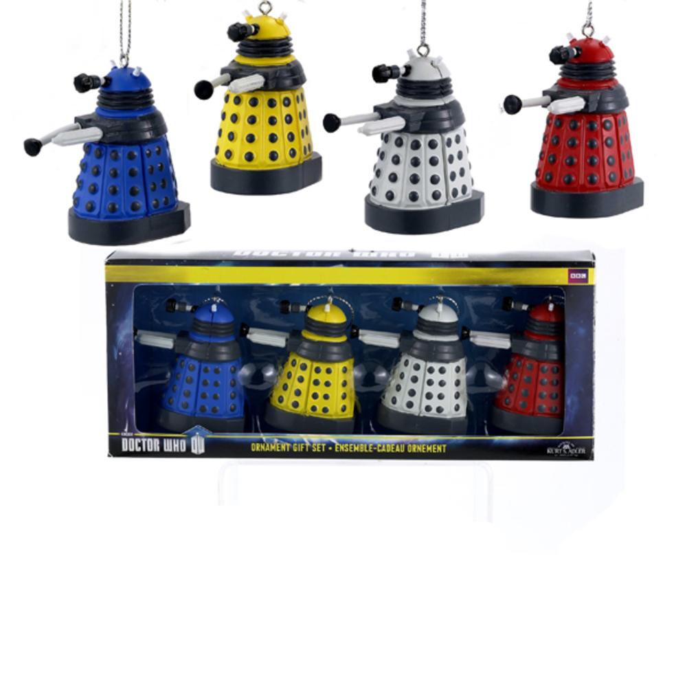 Dalek Orn Set