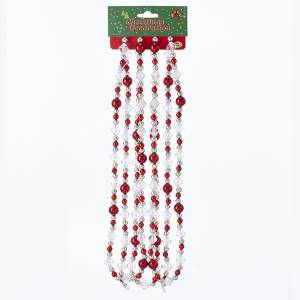 Rind Faced Beaded Garland