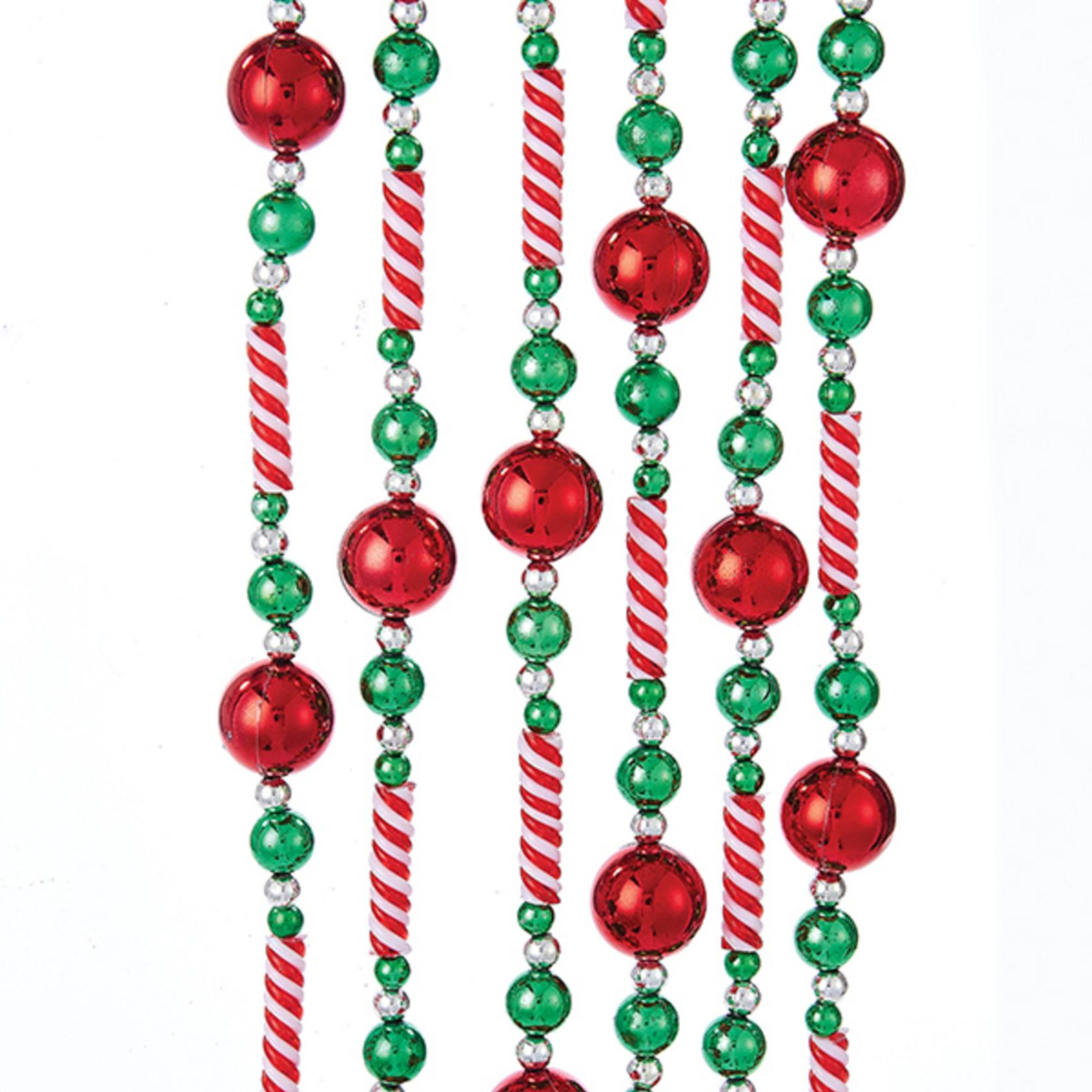 Candy Bead Garland