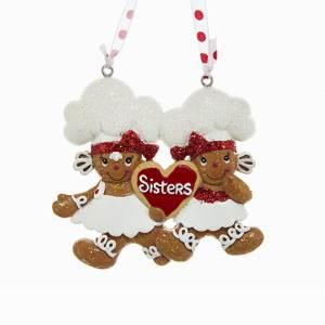 Gingerbread Sisters