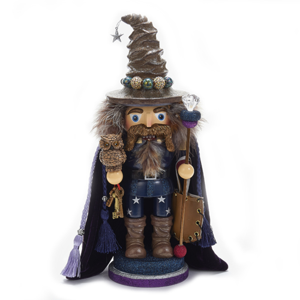 Brown Wizard Nutcr