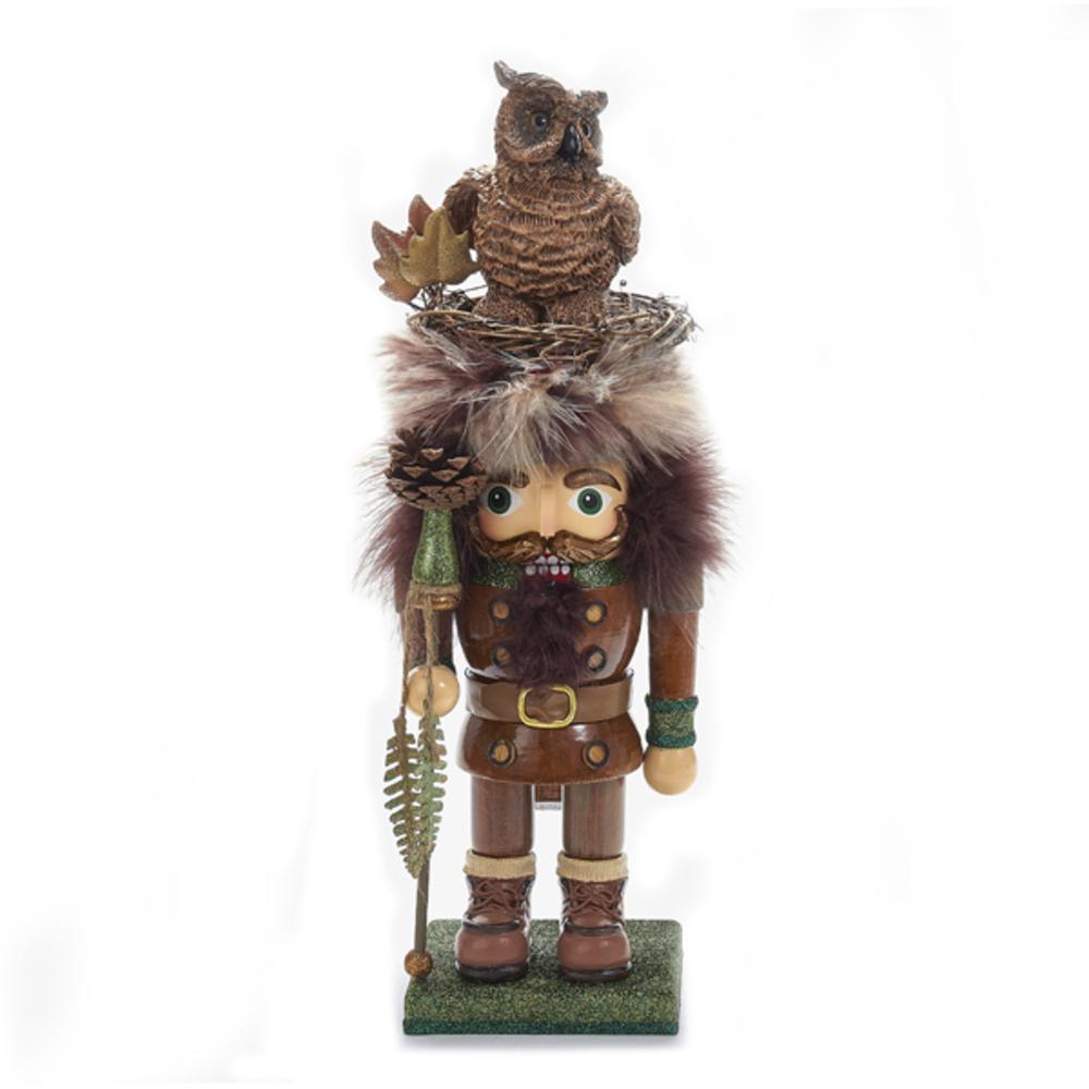 Woodsman W/Owl