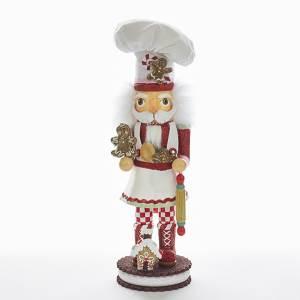 Hollywood Gingerbread Chef Nutcracker