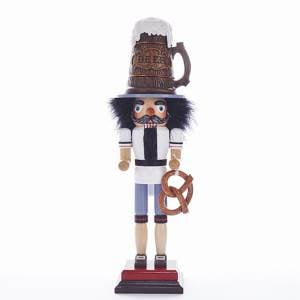 Hollywood Beer Guy Nutcracker