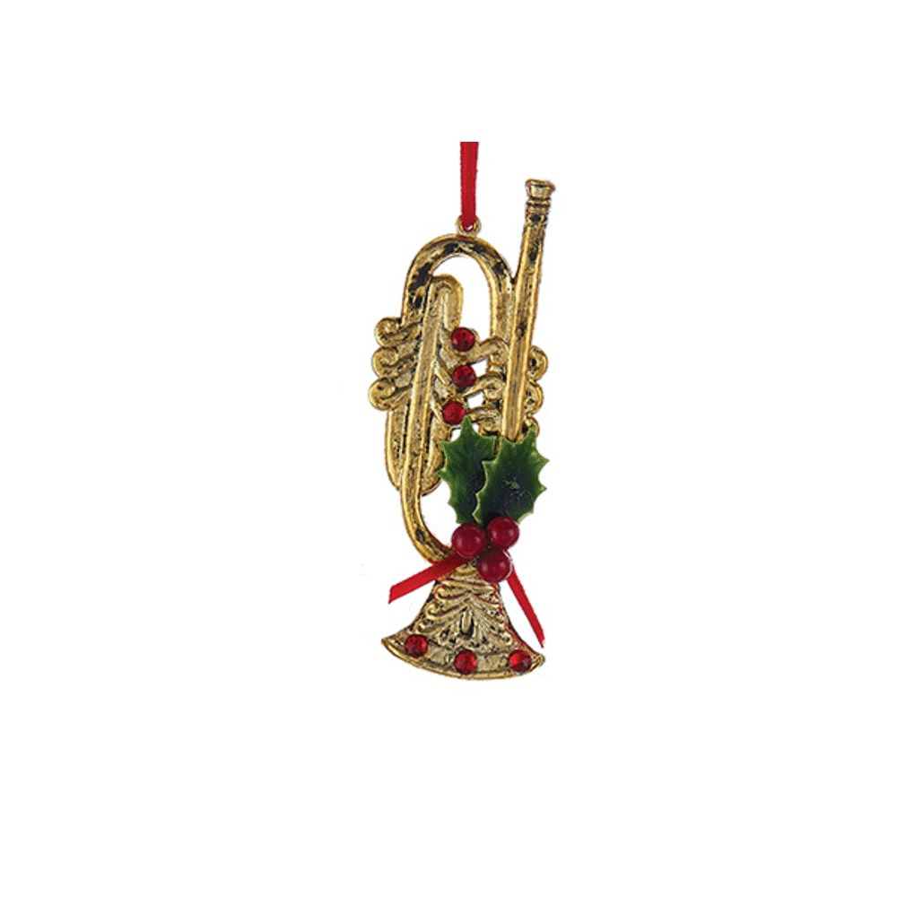 Trumpet Red Gold