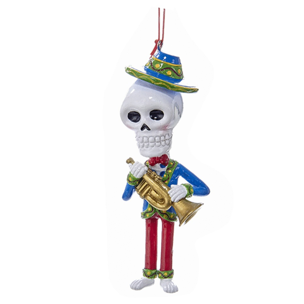 Day of Dead Trumpet