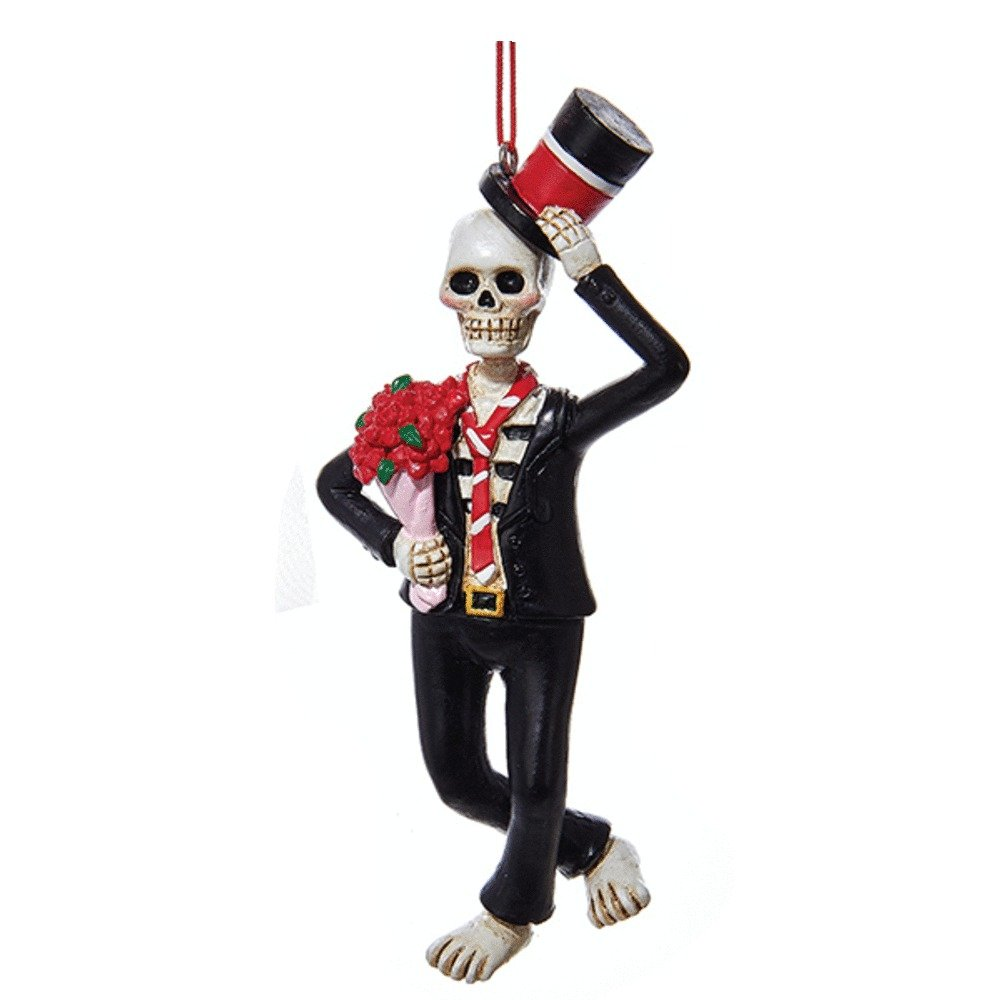 Day of Dead Groom