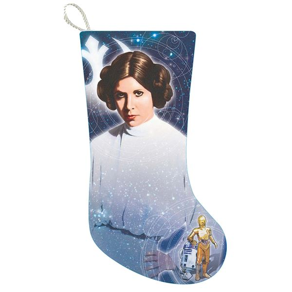 Princess Leia Printed Stocking