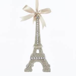 Vintage Glamor Eiffel Tower