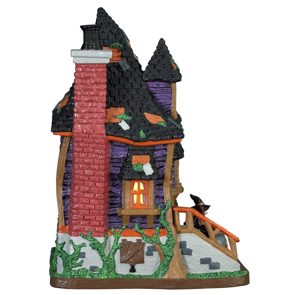 Lemax 75183 Witches Bungalow