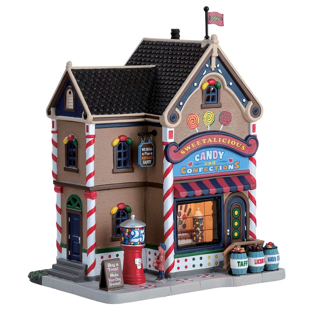 Lemax 55008 Sweetalicious Candy Shop