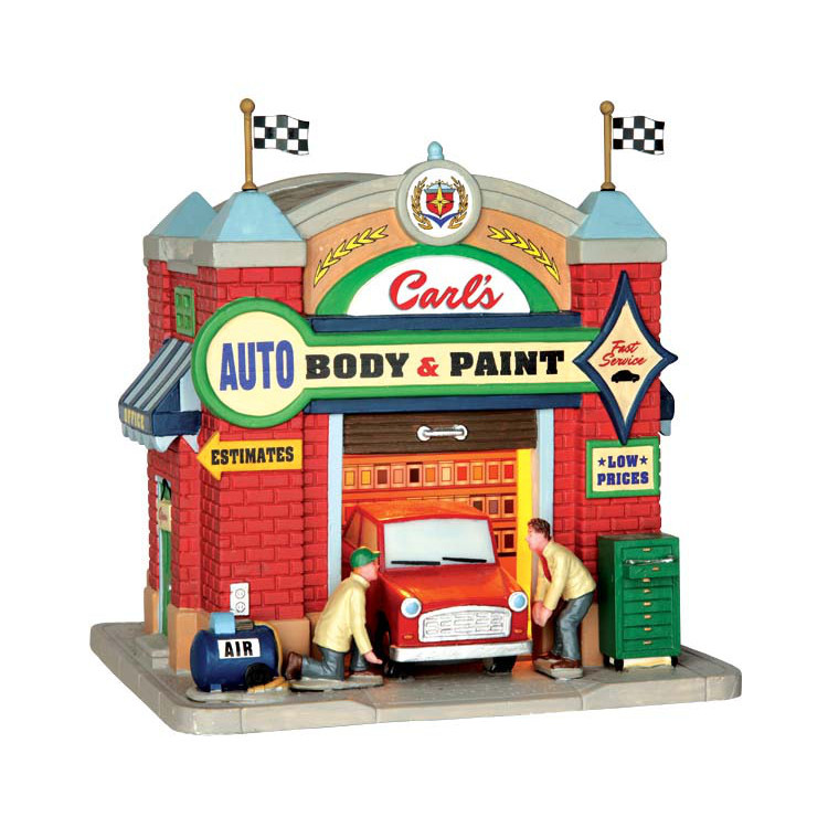 Carl's Auto Body and Paint