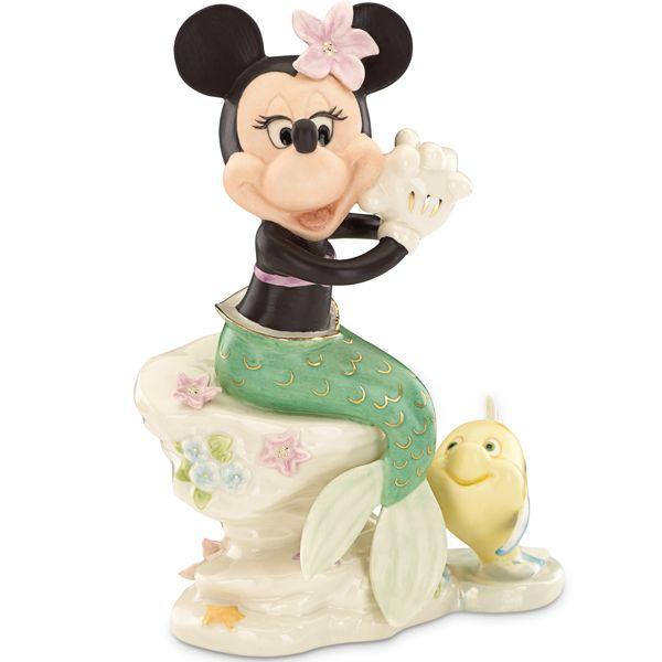 Disneys Minnie Under The Sea Mermaid