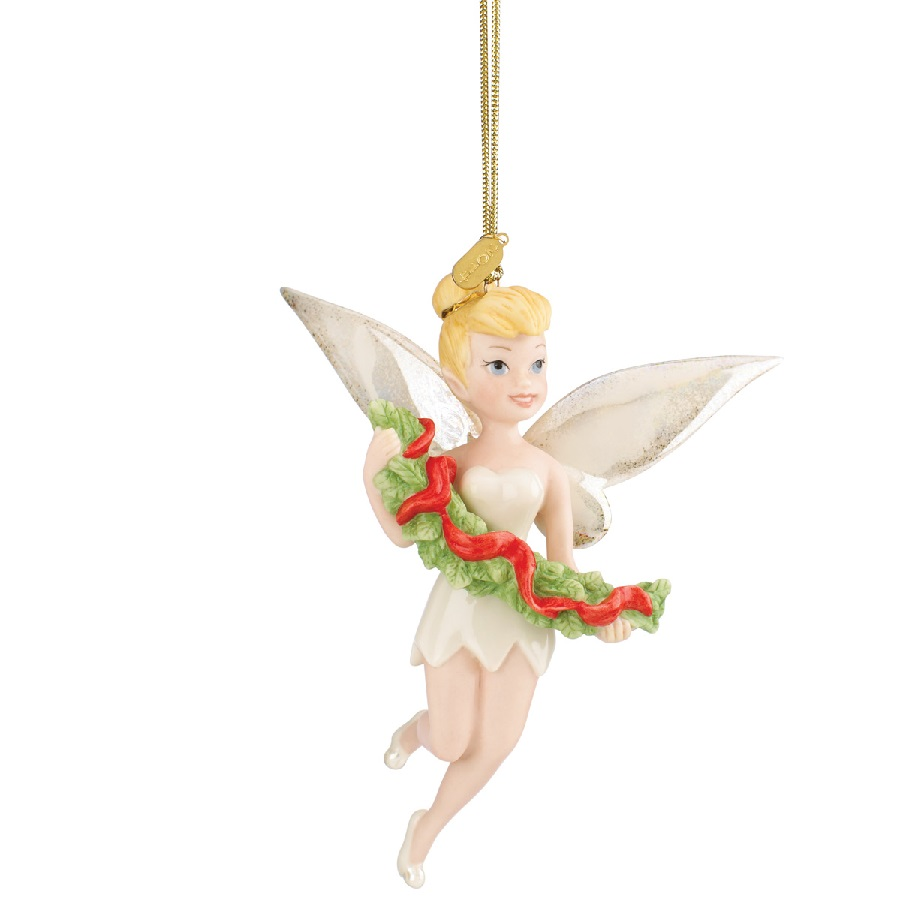 Trimmings with Tink Ornament