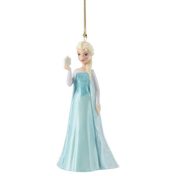 Snow Queen Elsa Ornament
