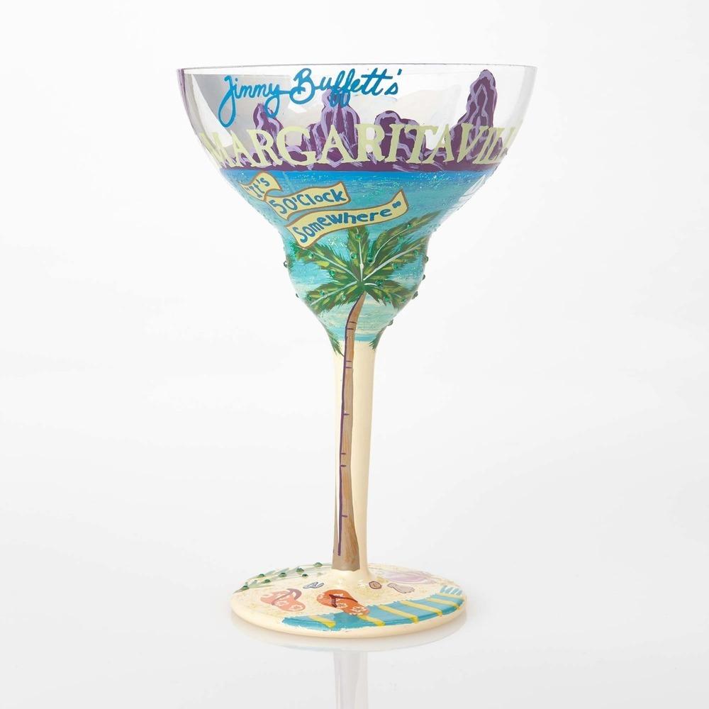 Margaritavill Wine Glass