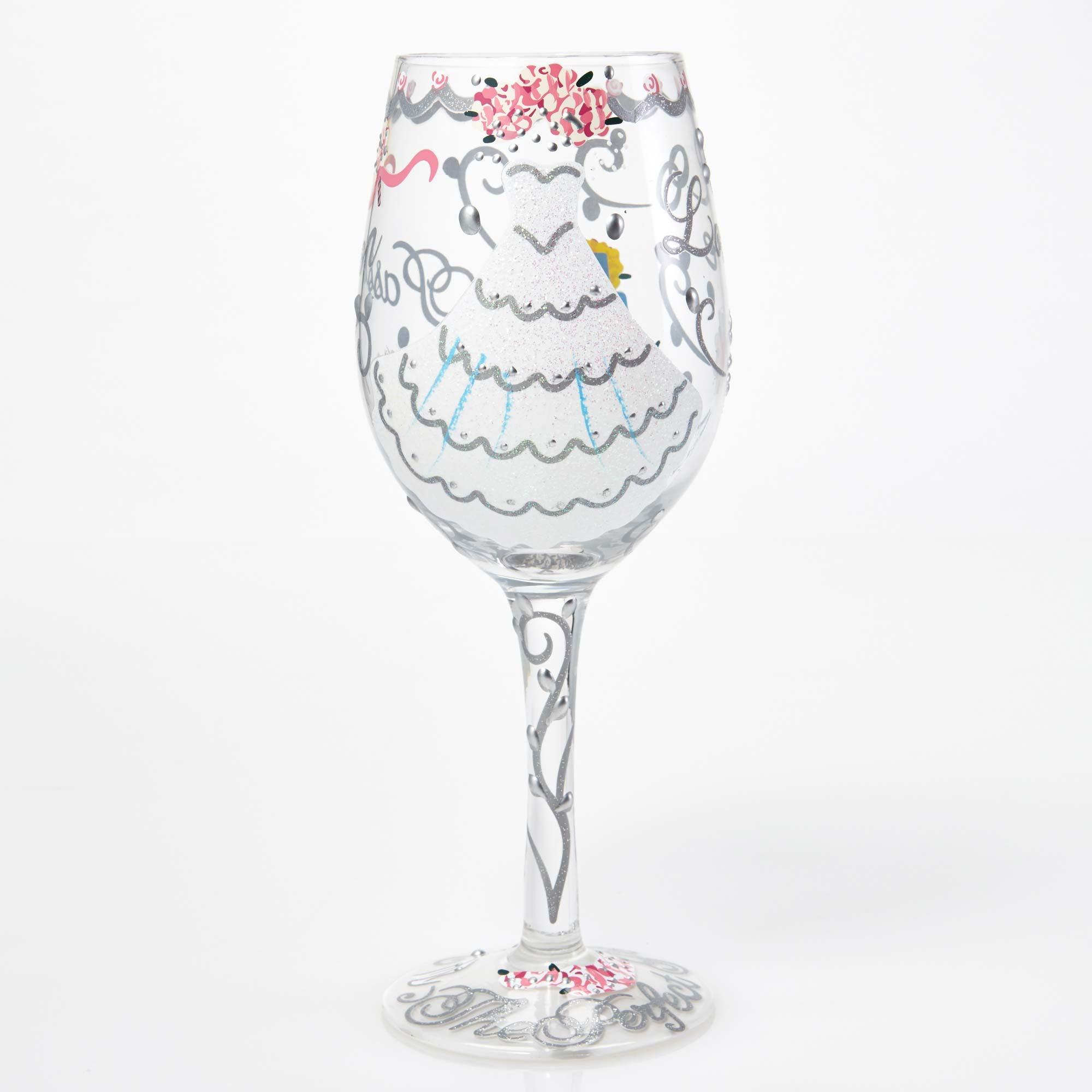 Bride - Wine Glass