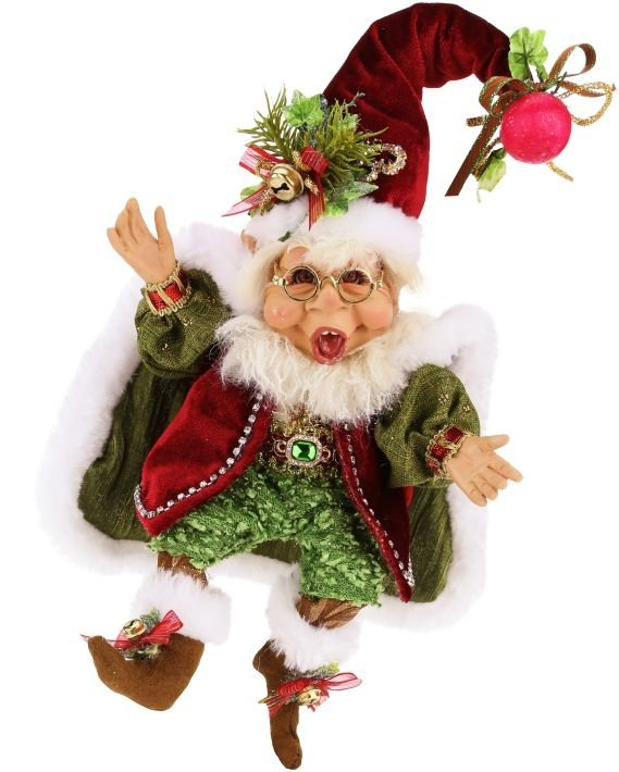 Mark Roberts 5152898 Holly And Ivy Elf Small