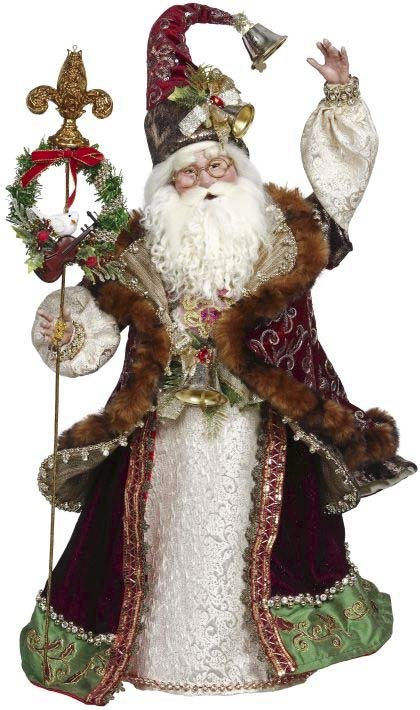mark roberts 5185662 christmas eve with santa - Mark Roberts Christmas