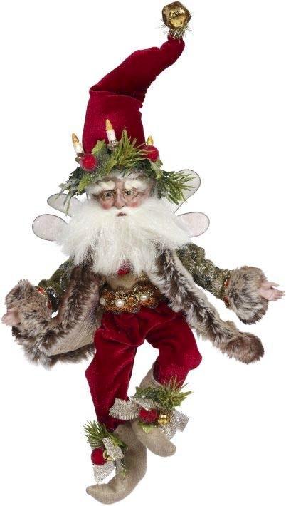 mark roberts 5185882 father christmas fairy small - Mark Roberts Christmas