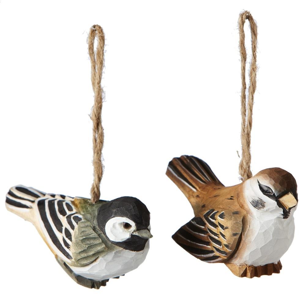 BROWN WOODLAND BIRD