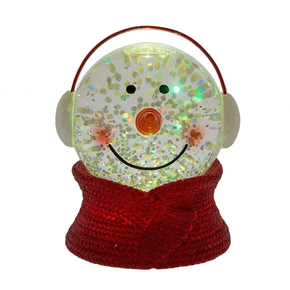 LITD LED SNWMN W/ EARM