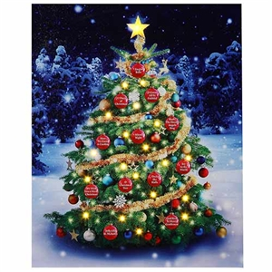 Mr Christmas 10491 Illuminart Tree