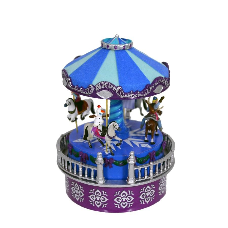 Frozen Mini Carousel