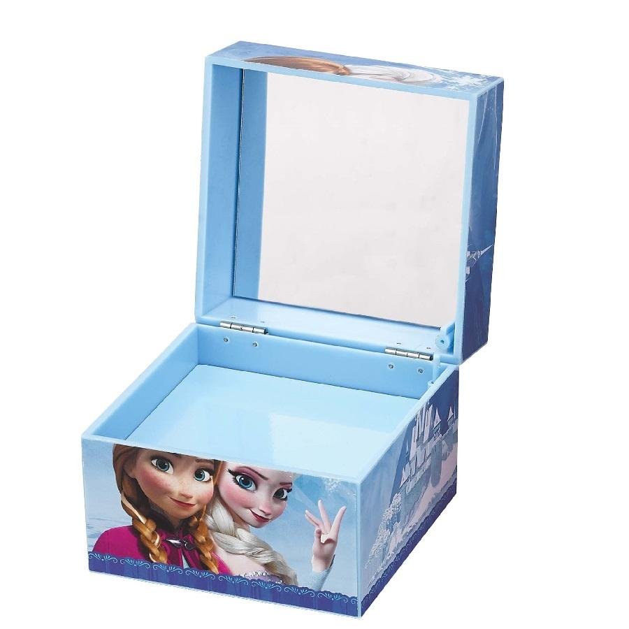 """""""Frozen"""" Princess Blue Musical Keepsake Box"""