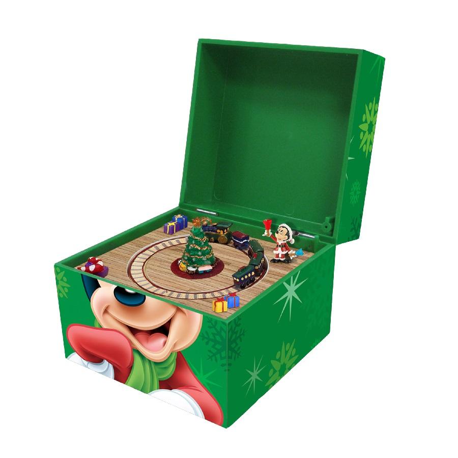 Mickey Mouse - Disney Pom Pom Music Box