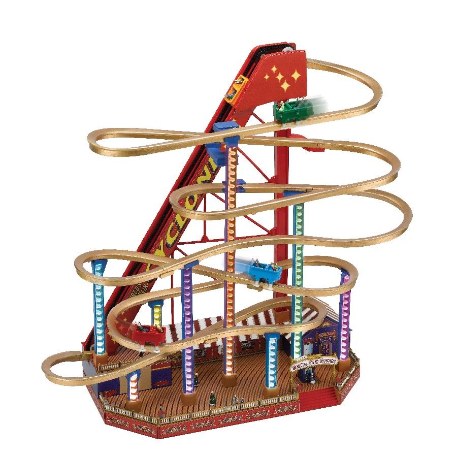MR CHRISTMAS 79751 Mr. Christmas - World's Fair Grand Roller Coaster
