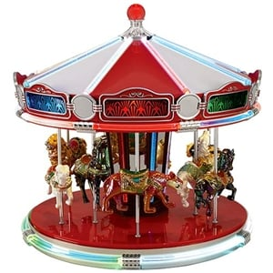 1939 Worlds Fair - Carousel