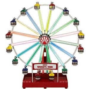 1939 Worlds Fair - Ferris Wheel