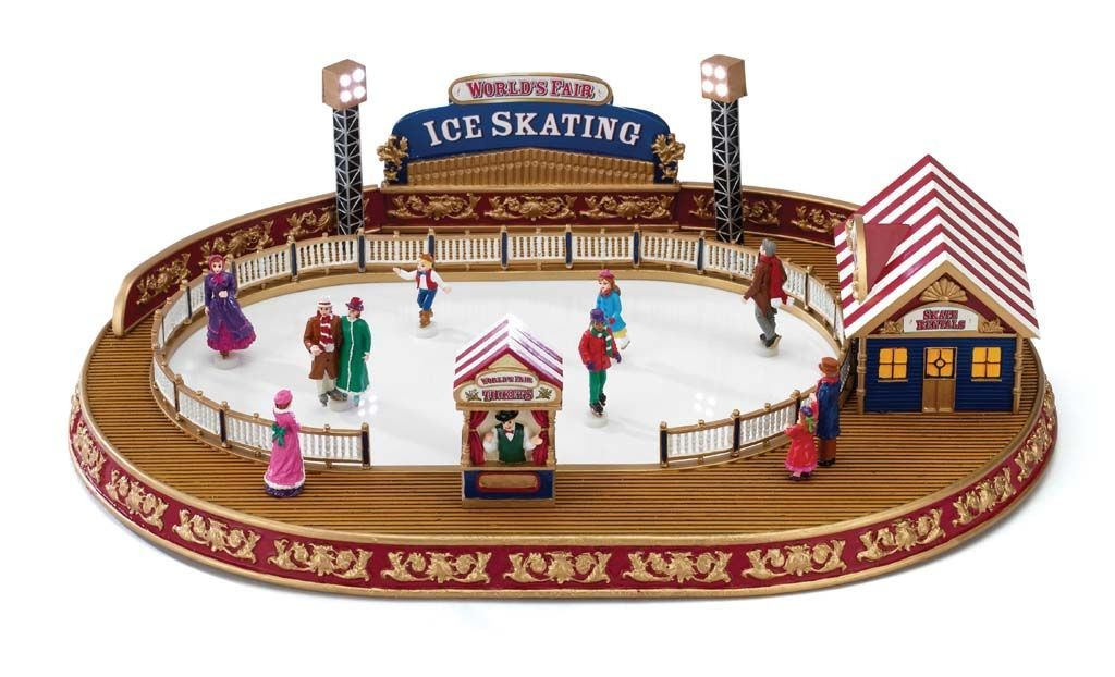 World's Fair Skating Rink