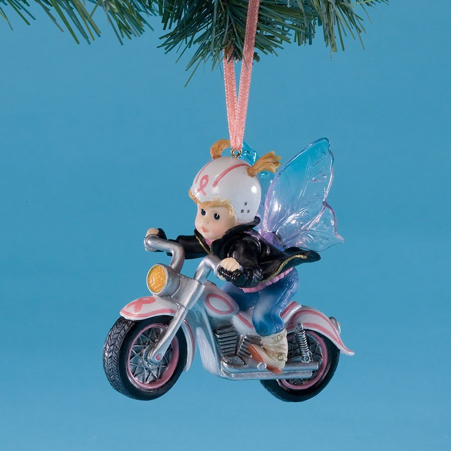 Hope On Wheels Hanging Ornament
