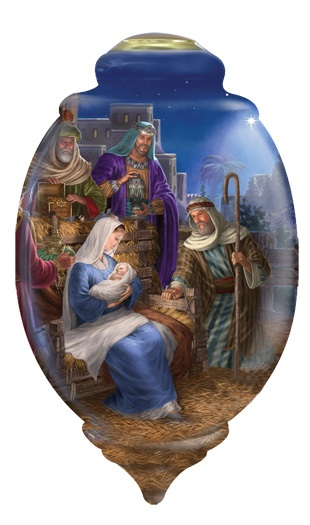 Ne Qwa Art 7161154 Nativity Ornament