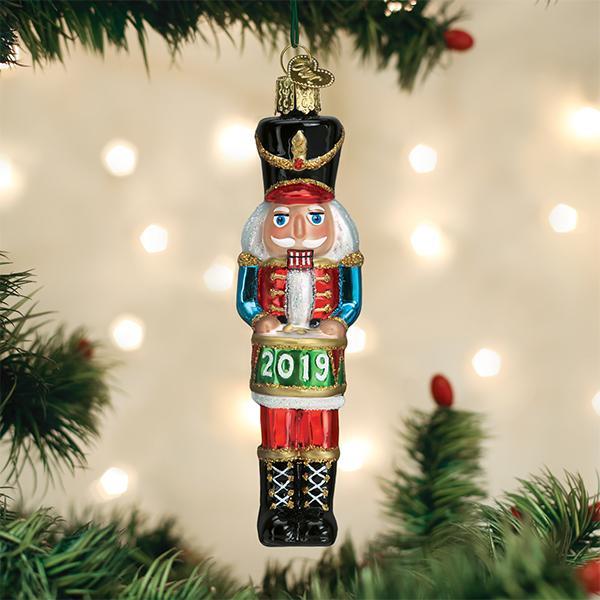 2019 Nutcracker Ornament
