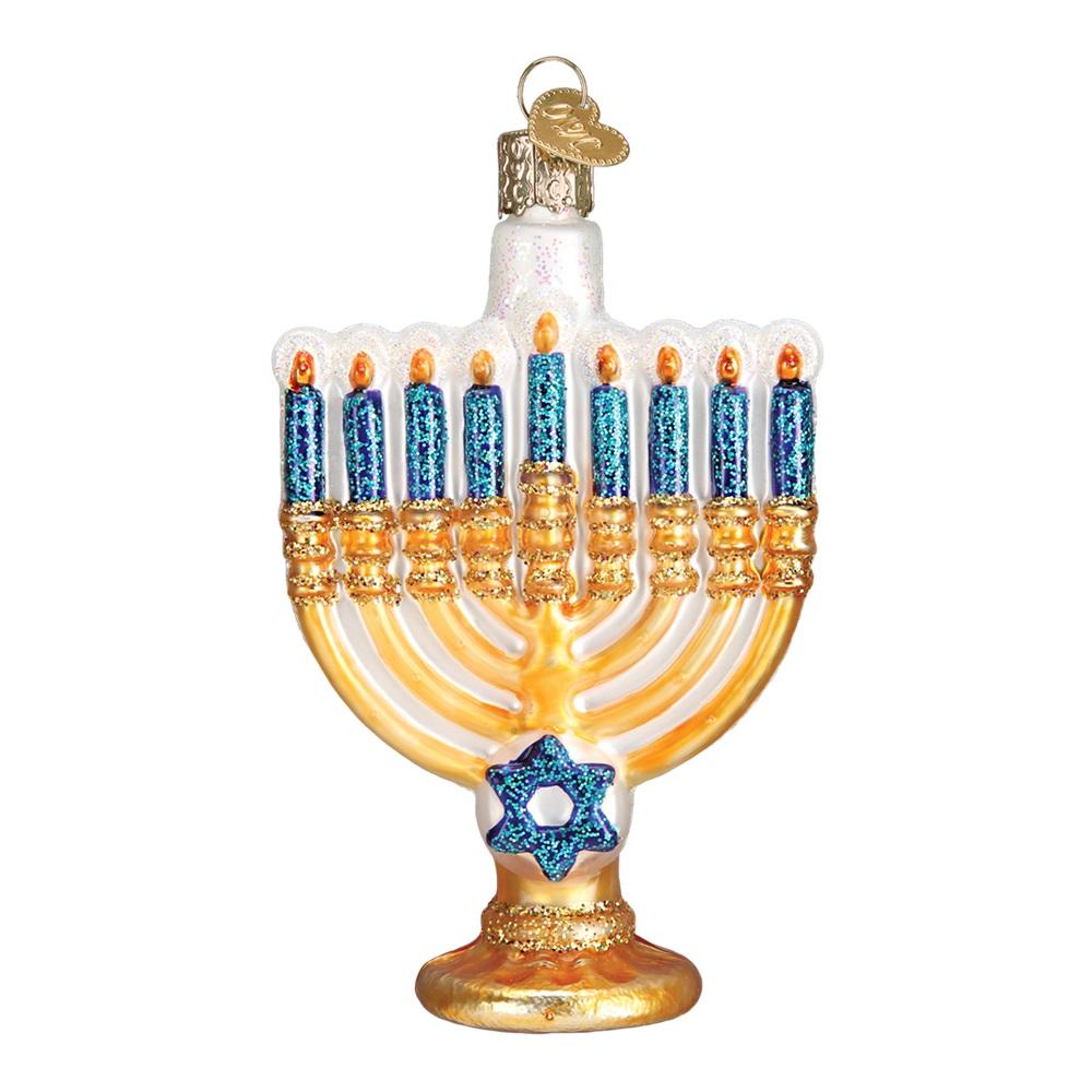 Menorah Ornament