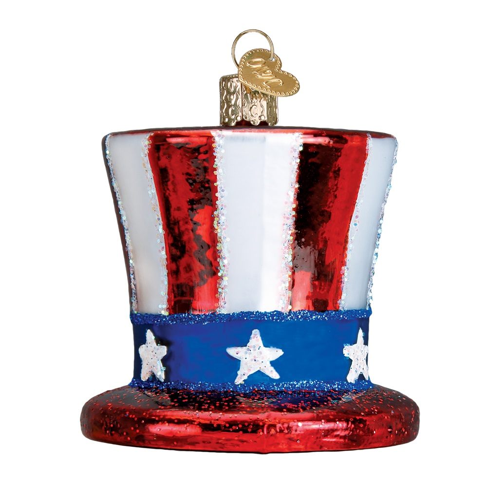 Uncle Sams Hat Ornament